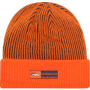 New Era Men's Denver Broncos Sideline 2016 Tech Knit Hat