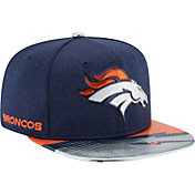 New Era Men's Denver Broncos 2017 NFL Draft 9Fifty Adjustable Navy Hat