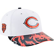 New Era Men's Chicago Bears 2017 NFL Draft 59Fifty Fitted White Hat