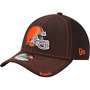 New Era Men's Cleveland Browns 39Thirty Neo Brown Flex Hat