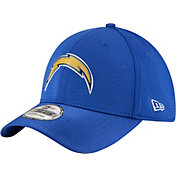 New Era Men's San Diego Chargers Color Rush 2016 On-Field 39Thirty Flex Hat