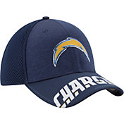 New Era Men's Los Angeles Chargers 2017 NFL Draft 39Thirty Adjustable Navy Hat