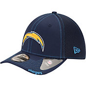 New Era Men's San Diego Chargers 39Thirty Neoflex Navy Stretch Fit Hat