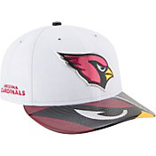 New Era Men's Arizona Cardinals 2017 NFL Draft 59Fifty Fitted White Hat