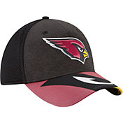 New Era Men's Arizona Cardinals 2017 NFL Draft 39Thirty Adjustable Black Hat