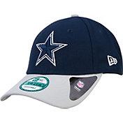 New Era Men's Dallas Cowboys 9Forty Navy Adjustable Hat