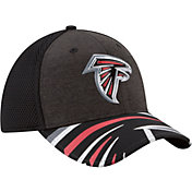 New Era Men's Atlanta Falcons 2017 NFL Draft 39Thirty Adjustable Black Hat