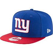 New Era Men's New York Giants Sideline 2016 9Fifty On-Field Adjustable Hat
