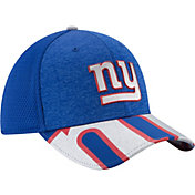 New Era Men's New York Giants 2017 NFL Draft 39Thirty Adjustable Blue Hat