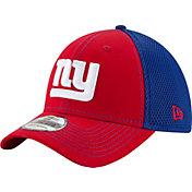 New Era Men's New York Giants Team Front Neo 39Thirty Flex Hat