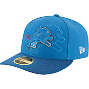 New Era Men's Detroit Lions Sideline 2016 59Fifty On-Field Fitted Hat