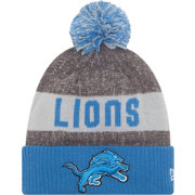 New Era Men's Detroit Lions Sideline 2016 Sport Knit Hat
