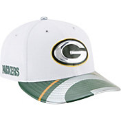 New Era Men's Green Bay Packers 2017 NFL Draft 59Fifty Fitted White Hat