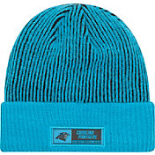 New Era Men's Carolina Panthers Sideline 2016 Tech Knit Hat