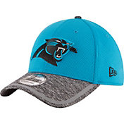 New Era Men's Carolina Panthers 2016 Training Camp Official 39Thirty Flex Hat