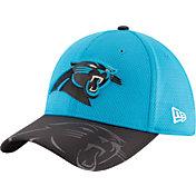 New Era Men's Carolina Panthers Sideline 2016 39Thirty On-Field Flex Hat
