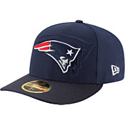 New Era Men's New England Patriots Sideline 2016 59Fifty On-Field Fitted Hat