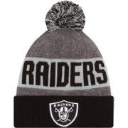 New Era Men's Oakland Raiders Sideline 2016 Sport Knit Hat