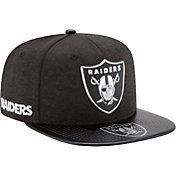New Era Men's Oakland Raiders 2017 NFL Draft 9Fifty Adjustable Black Hat
