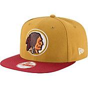 New Era Men's Washington Redskins Sideline 2016 9Fifty On-Field Adjustable Hat
