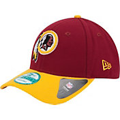 New Era Men's Washington Redskins League 9Forty Adjustable Red Hat