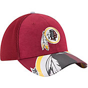 New Era Men's Washington Redskins 2017 NFL Draft 39Thirty Adjustable Red Hat