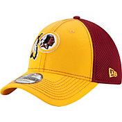 New Era Men's Washington Redskins Team Front Neo 39Thirty Flex Hat