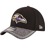 New Era Men's Baltimore Ravens 2016 Training Camp Official 39Thirty Flex Hat