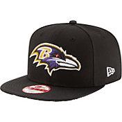 New Era Men's Baltimore Ravens Sideline 2016 9Fifty On-Field Adjustable Hat