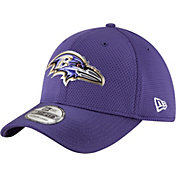 New Era Men's Baltimore Ravens Color Rush 2016 On-Field 39Thirty Flex Hat