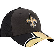 New Era Men's New Orleans Saints 2017 NFL Draft 39Thirty Adjustable Black Hat