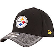 New Era Men's Pittsburgh Steelers 2016 Training Camp Official 39Thirty Flex Hat