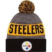 New Era Men's Pittsburgh Steelers Sideline 2016 Sport Knit Hat