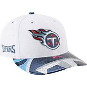New Era Men's Tennessee Titans 2017 NFL Draft 59Fifty Fitted White Hat