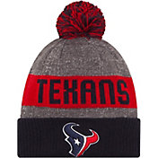 New Era Men's Houston Texans Sideline 2016 Sport Knit Hat