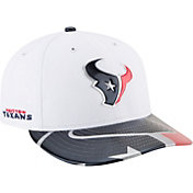 New Era Men's Houston Texans 2017 NFL Draft 59Fifty Fitted White Hat