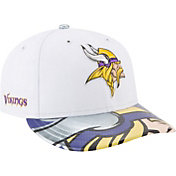 New Era Men's Minnesota Vikings 2017 NFL Draft 59Fifty Fitted White Hat