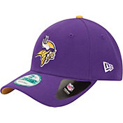 New Era Men's Minnesota Vikings 9Forty League Adjustable Purple Hat