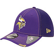 New Era Men's Minnesota Vikings 39Thirty Neo Flex Purple Hat
