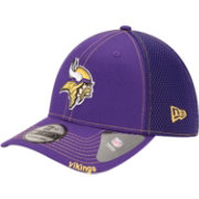 New Era Men's Minnesota Vikings 39Thirty Neoflex Purple Stretch Fit Hat