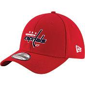 New Era Men's Washington Capitals Red 39THIRTY Flex Hat