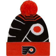 New Era Men's Philadelphia Flyers Logo Whiz Knit Hat
