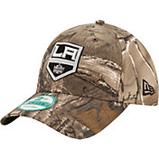 New Era Men's Los Angeles Kings 9Forty The League Real Tree Camo Adjustable Hat
