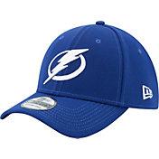 New Era Men's Tampa Bay Lightning 39Thirty Team Classic Flex Hat