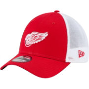 New Era Men's Detroit Red Wings 39THIRTY Fade Classic Flex Fit Hat