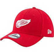 New Era Men's Detroit Red Wings 39Thirty Team Classic Flex Hat