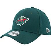 New Era Men's Minnesota Wild 39Thirty Team Classic Flex Hat