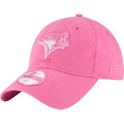 New Era Women's Toronto Blue Jays 9Twenty Pink Preferred Pick Adjustable Hat