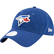 New Era Women's Toronto Blue Jays 9Twenty Team Glisten Royal Adjustable Hat