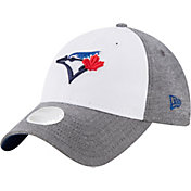 New Era Women's Toronto Blue Jays 9Twenty Sparkle Shade White/Grey Adjustable Hat